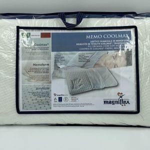 Magniflex Guanciale Memoform Coolmax Sanitario