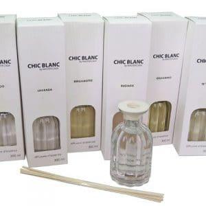 Master Casa - Diffusore Essenza 300 ML Chic Blanc