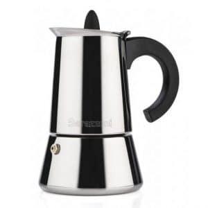 barazzoni la caffettiera inox