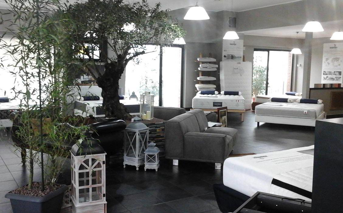 Living Box : Negozio di materassi, Rivenditore autorizzato magniflex a Bergamo, negozio di articoli per la casa