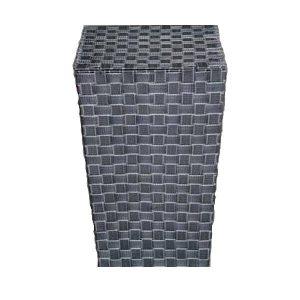 Master Casa - Cesto Biancheria Nylon grigio