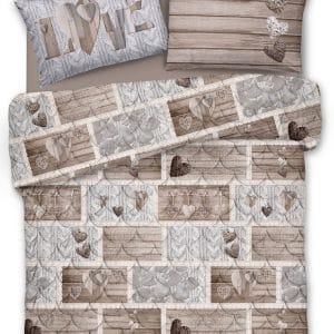 shabby in love trapunta beige.